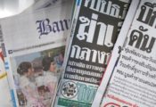 Thai News Papers and News Sites